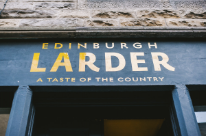 Edinburgh Larder restaurant