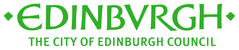 Edinburgh City Council Green Standard logo