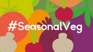 #SeasonalVeg