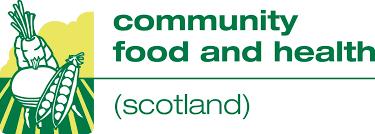 Community Food and Health logo