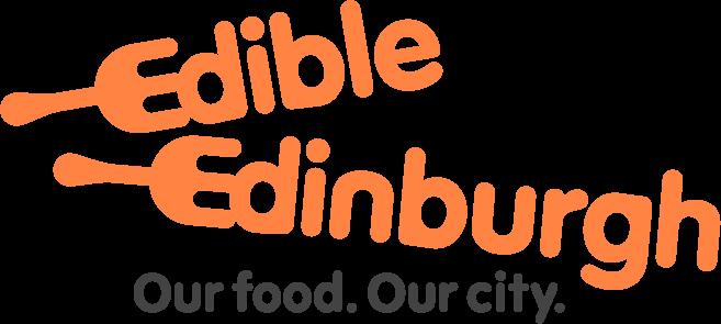 Edible Edinburgh logo